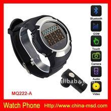 Single SIM Card Mobile Phone Watch MQ222