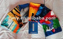 100% Cotton velour printed beach towel