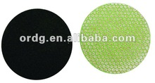 75mm Diamond Dotted Grinding Pad with Velcro
