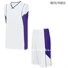 High quality sports wear/basketball uniform design,basketball clothing collection,eyelet mesh material basketball sets