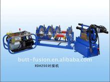 HDPE,PP,PVDF Plastic Pipe welding machine