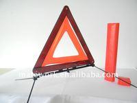 Car Warning Triangle with E-mark