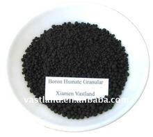 Boron humate fertilizer granular 10%
