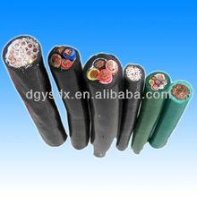 multicore cable for heavy machine