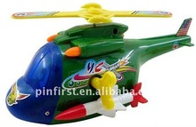 Spinning Fashion Hot Selling Wind Up child Plastic Helicopter