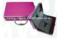 aluminum 40pcs CD vanity box