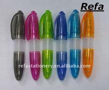 retractable mini fat pen for promotion