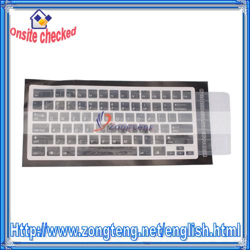 Silicone protetor de teclado para Dell Inspiron 15R N5010 1564 limpar