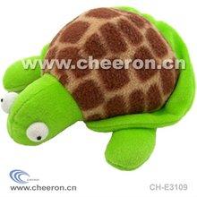 Plush Turtle Toy, Soft Pet Toys, Plush Squeaky Toy