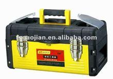 """14""""luxurious waterproof metal tool box"""