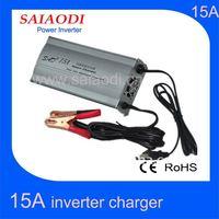 12v mini inverter battery charger 15A