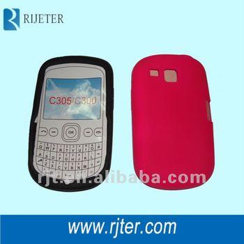 custom silicone phone case for LG C305/C300