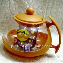 Popular Wholesale plastic and glass PlasticTeapot Craft