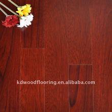Exotic slicing cutting Jatoba timber engineered flooring