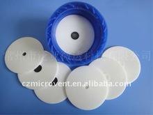 PE vent liners for fertilizer