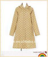 fashion women raincoat rubber poncho