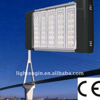 The modular 100W LED tunnel flood lighting
