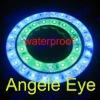 high quality led angel eyes color change