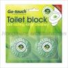 Green Bubble Solid Toilet Detergent Block