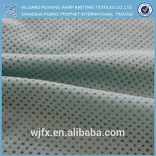 100% Polyester Mesh Velvet/Brushed Mesh