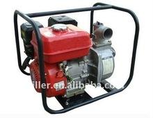 High efficiency domestic 4-stroke water pumps