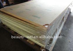 1800mm*1050mm size acrylic backboard
