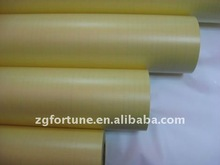 PVC Cold Lamination Film(yellow backing paper)
