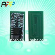 Copatible copier color toner cartridge chip MP C2550 for ricoh