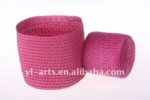 PP knitted storage box