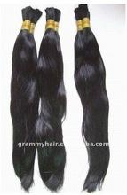 AAA grade fashion silky straight hair weave allowed western union