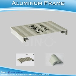 13cm Outdoor Light Box Material Light Box Aluminum Profile Light Box Frame