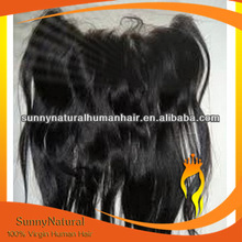 High quality lace frontal Indian hair products