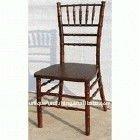 Used Stacking Mahogany Hotel Chiavari Chair