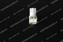 High Quality T10 2 SMD 5050 3Chip Led auto light