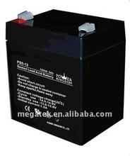 5ah 12v Sealed lead acid battery ,ups battery