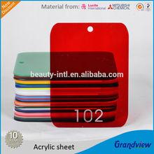 Acrylic Plexiglass Plastic Board
