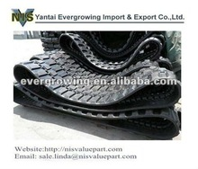 Rubber Track for YANMAR C30R