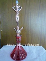 zinc shisha hookah narghile with beauty