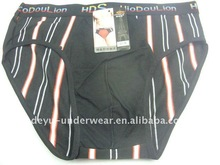 0.56USD Flexible Cotton High Quality Mens' Thongs Panties(jlhnk052)