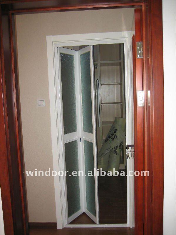 pvc bathroom folding door view pvc folding door windoor