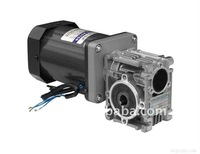 DC motor with Worm gearbox