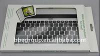 Aluminum Wireless Bluetooth Keyboard Case Cover For New iPad4 iPad3 ipad 2