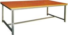 Professional manufacture School furniture/classroom teacher desk/wooden teacher table