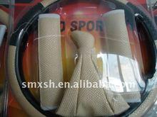 shift knob shift boot shoulder pad steering wheel cover kit tuning