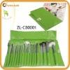 Fashion Women 18pcs Make up Brush Bag