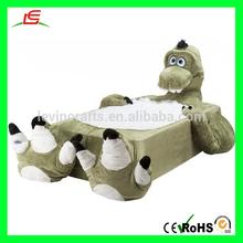 M291 Novelty Plush Pet Animal Shaped Kids Bed
