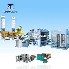 High Production Capacity QTY9-18 Automatic Brick making Machine