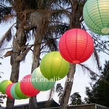 """600MAH 0.4W Style Solar 10"""" Globe Lantern Hanging LED"""
