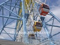 sightseeing 62m panorama riesenrad gewaltigerer rad