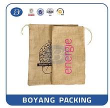 popular new tea packing in jute bags
